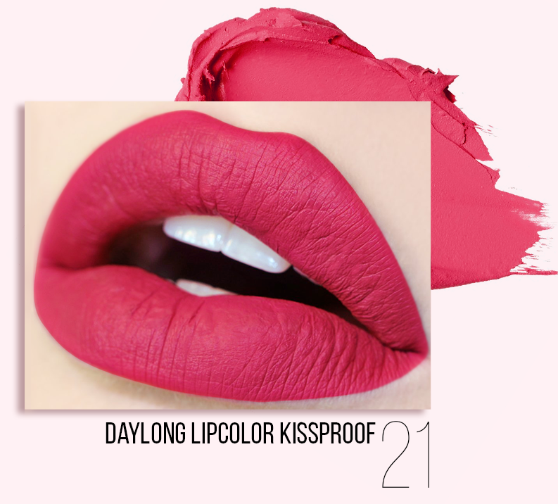 Day Long Lipcolor Kissproof 21