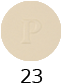 PROFASHION SINGLE EYESHADOW 23