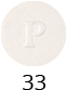 PROFASHION SINGLE EYESHADOW 33