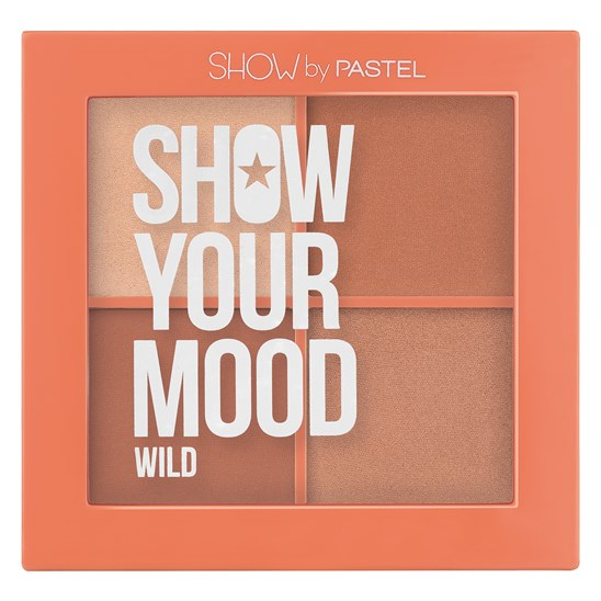 SHOW BY PASTEL SHOW YOUR MOOD ALLIK SETİ WILD