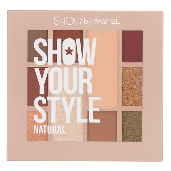 SHOW BY PASTEL SHOW YOUR STYLE - NATURAL