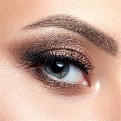 Nude Single Eyeshadow Dark Coffee 77