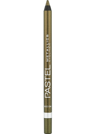 METALLICS WATERPROOF LONG LASTING EYELINER 338