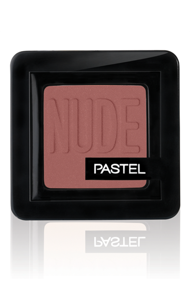 NUDE SINGLE EYESHADOW PEACH 90