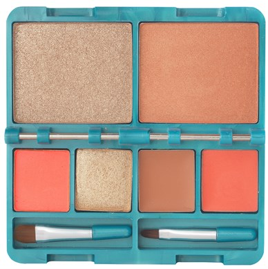 JETSET MINI MAKE-UP CORAL ZEN 2