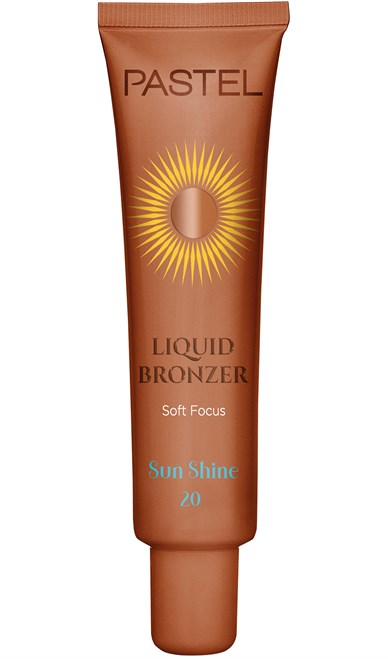 PASTEL PROFASHION LIQUID BRONZER SUNSHINE 20