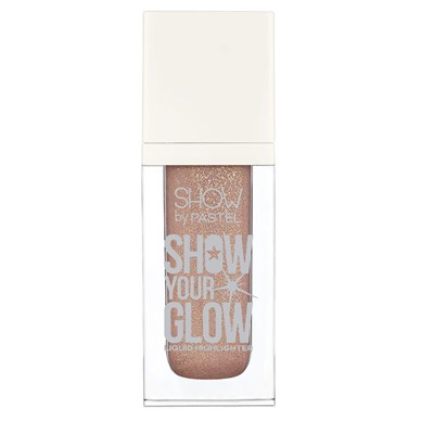 SHOW BY PASTEL SHOW YOUR GLOW LIQUID HIGHLIGHTER